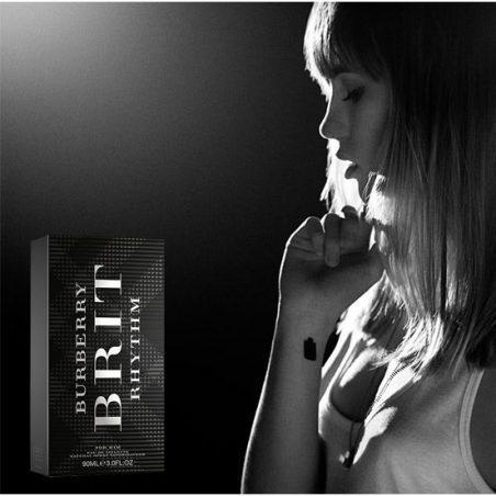 Brit Rhythm for Her от Burberry. Туалетные духи (parfum de toilette) женские