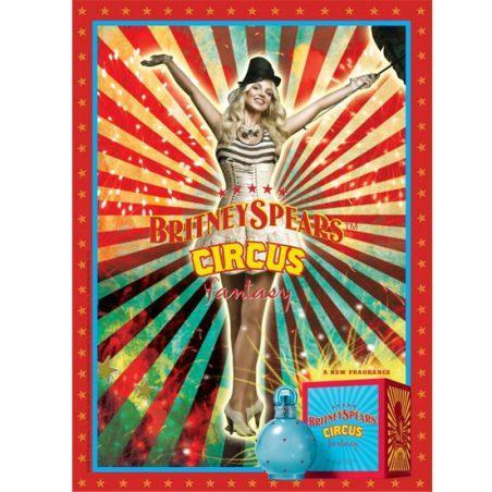 Circus Fantasy от Britney Spears. Туалетные духи (parfum de toilette)