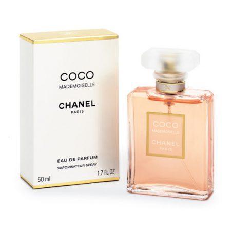 Coco Mademoiselle. Парфюмерная вода (eau de parfum - edp) и туалетные духи (parfum de toilette) женские