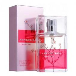 Sensual Red Armand Basi edt 100 ml женские