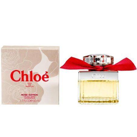 Chloe Rose Edition. Парфюмерная вода (eau de parfum - edp) и туалетные духи (parfum de toilette) женские