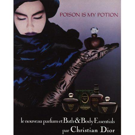 Christian Dior Poison. Парфюмерная вода (eau de parfum - edp) и туалетные духи (parfum de toilette) женские