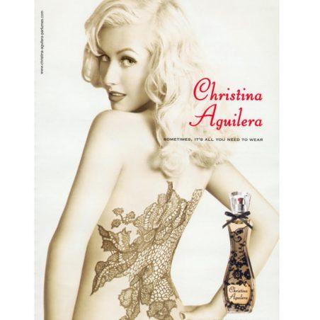 Christina Aguilera by Christina Aguilera. Туалетная вода (eau de toilette - edt)