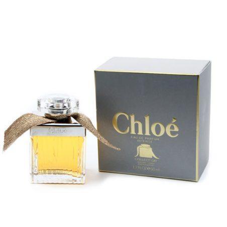 Chloe Intense Collect Or. Парфюмерная вода (eau de parfum - edp) и туалетные духи (parfum de toilette) женские