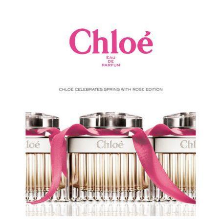 Rose Edition Chloe. Туалетная вода (eau de toilette - edt)