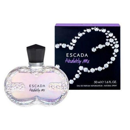 Absolutely Me Escada Woman. Парфюмерная вода (eau de parfum - edp) и туалетные духи (parfum de toilette) женские