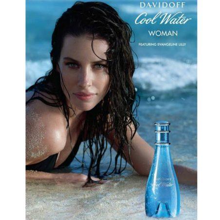 Давидофф. Прохладаная вода для женщин. Туалетная вода (eau de toilette - edt)