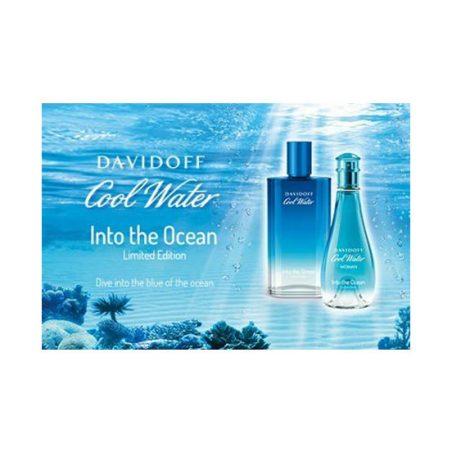 Cool Water Into The Ocean Woman Davidoff 100 ml