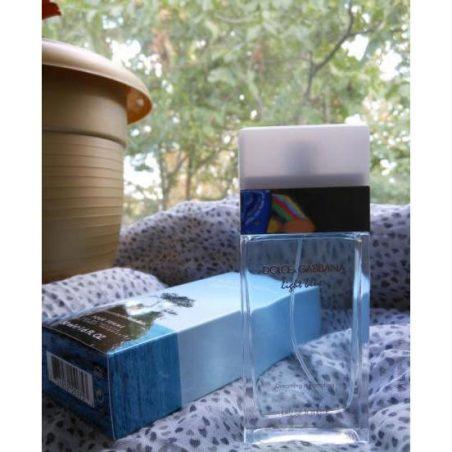 D & G Light Blue Dreaming in Portofino. Парфюмерная вода (eau de parfum - edp) и туалетные духи (parfum de toilette) женские