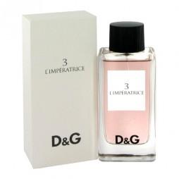 DG 3 L Imperatrice. Парфюмерная вода (eau de parfum - edp) и туалетные духи (parfum de toilette) женские