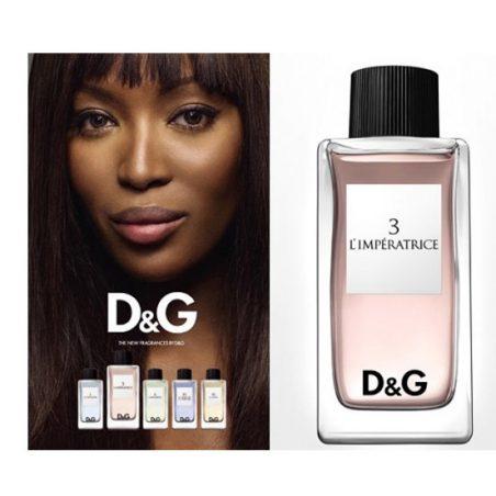 D&G 3 Limperatrice / Дольче и Габбана 3 Л Императрица