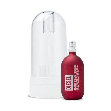 Diesel Zero Plus Feminine. Парфюмерная вода (eau de parfum - edp) и туалетные духи (parfum de toilette) женские