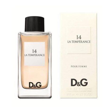 Dolce Gabbana Anthology 14 La Temperance. Туалетная вода (eau de toilette - edt)