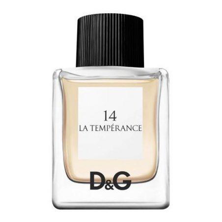 DG 14 La Temperance. Дольче энд Габбана 14 Ла Темперансe