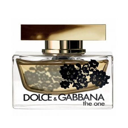 Dolce Gabbana The One Lace Edition. Туалетная вода (eau de toilette - edt)