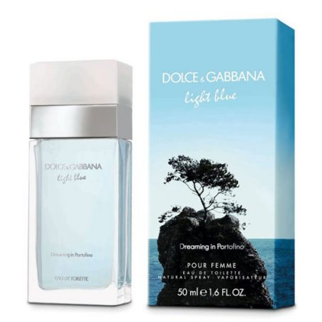 Dolce Gabbana Light Blue Dreaming in Portofino. Туалетная вода (eau de toilette - edt)