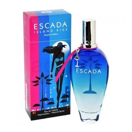 Escada Island Kiss Limited Edition. Туалетная вода (eau de toilette - edt)