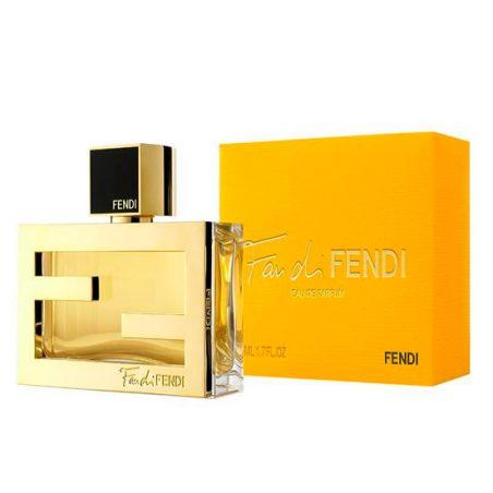 Fendi Fan di Fendi. Парфюмерная вода (eau de parfum - edp) и туалетные духи (parfum de toilette) женские