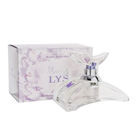 Marina de Bourbon Eau de LYS / Принцесса Марина де Бурбон еу Де Лис. Парфюмерная вода (eau de parfum - edp) и туалетные духи (parfum de toilette) женские