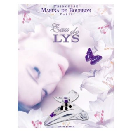 Marina de Bourbon Eau de LYS / Принцесса Марина (Мария) дэ Бурбон ео Дэ Лис