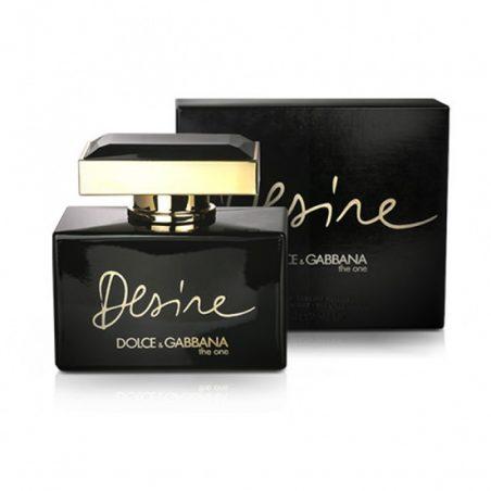 DG The One Desire / Дольче Габбана зе Ван Дезайр. Парфюмерная вода (eau de parfum - edp) и туалетные духи (parfum de toilette) женские