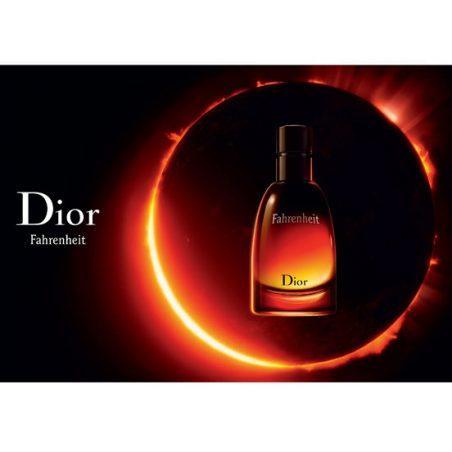 Aqua Fahrenheit Christian Dior edt 125ml
