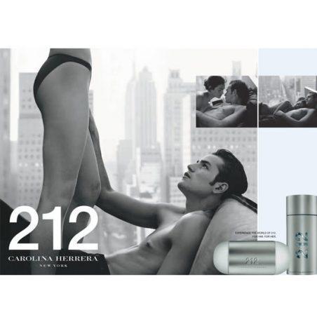 Каролина Херрера 212 для мужчин. Парфюмерная вода (eau de parfum - edp) и туалетные духи (parfum de toilette) мужские