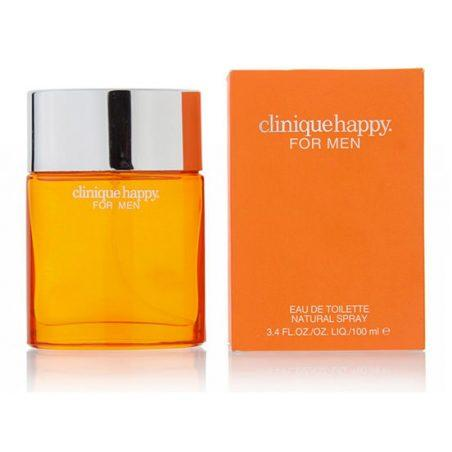Clinique happClinique happy Man. Туалетная вода (eau de toilette - edt) мужская / Одеколон (eau de cologne - edc)y for men edt 100ml