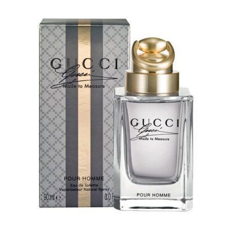 Gucci Made to Measure Man (Гуччи Мейд Ту Межа. Сделано на заказ). Туалетная вода (eau de toilette - edt) мужская / Одеколон (eau de cologne - edc)