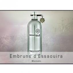 Montale Embruns d'Essaouira (Небо в Облаках). Парфюмерная вода (eau de parfum - edp) и туалетные духи (parfum de toilette) мужские