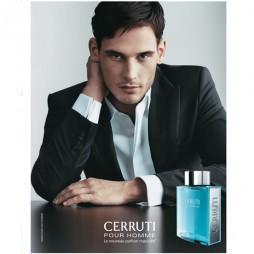 Pour Homme Cerruti Man (Черутти Пу Ом). Парфюмерная вода (eau de parfum - edp) и туалетные духи (parfum de toilette) мужские