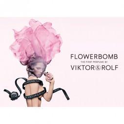 Виктор и Рольф Флауэрбомб / Viktor and Rolf Flower Bomb. Парфюмерная вода (eau de parfum - edp) и туалетные духи (parfum de toilette) женские