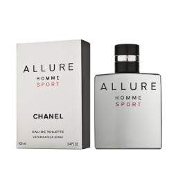 Allure Homme Sport Man Chanel (Шанель Аллюр Хом Спорт). Туалетная вода (eau de toilette - edt) мужская / Одеколон (eau de cologne - edc)