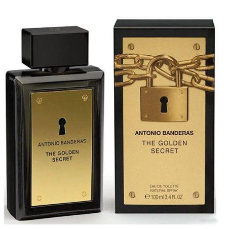 Антонио Бандерас зэ Голден Сикрет для мужчин. Туалетная вода (eau de toilette - edt) мужская