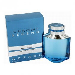 Azzaro Chrome Legend for men / Аззаро Хром Легенда. Туалетная вода (eau de toilette - edt) мужская