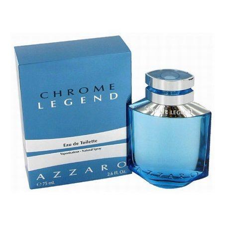 Azzaro Chrome Legend for men / Аззаро Хром Легенда. Туалетная вода (eau de toilette - edt) мужская