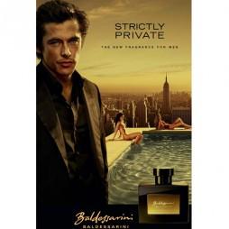Baldessarini Strictly Private Hugo Boss. Парфюмерная вода (eau de parfum - edp) и туалетные духи (parfum de toilette) мужские
