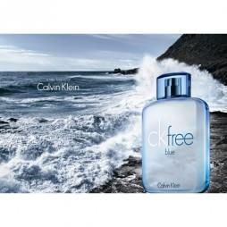 CK Free Blue (Келвин Кляйн Фри Блу). Парфюмерная вода (eau de parfum - edp) и туалетные духи (parfum de toilette) мужские