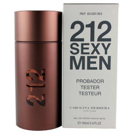 Carolina Herrera 212 Sexy Man tester edt 100 ml