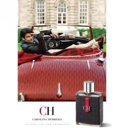 Carolina herrera ch For Men (Каролина Хэррера CH Мэн). Парфюмерная вода (eau de parfum - edp) и туалетные духи (parfum de toilette) мужские