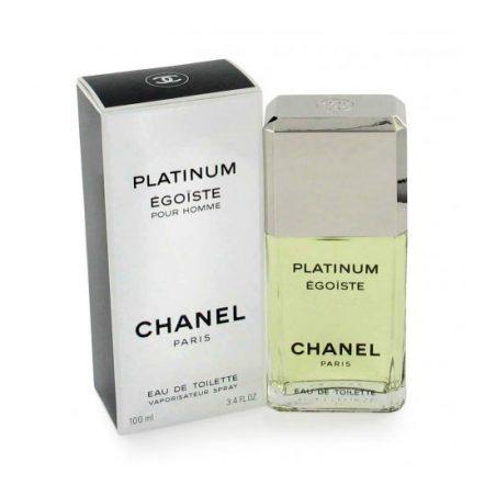 Chanel Egoiste Platinum Man (Эгоист Платина). Туалетная вода (eau de toilette - edt) мужская / Одеколон (eau de cologne - edc)