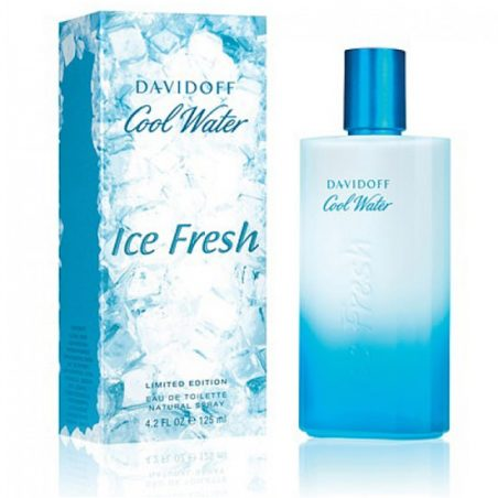 Cool Water Man Ice Fresh (Давыдов Кул Воте Мэн Айс Фрэш). Туалетная вода (eau de toilette - edt) мужская / Одеколон (eau de cologne - edc)