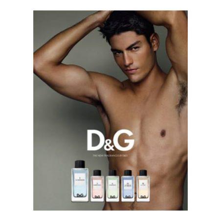 D & G 1 Le Bateleur (Дольче и Габбана Шут, маг, фокусник, шутник). Парфюмерная вода (eau de parfum - edp) и туалетные духи (parfum de toilette) мужские