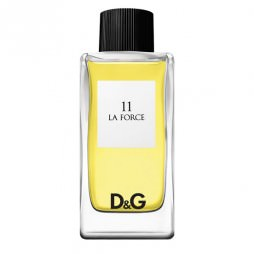 Dolce&Gabbana La Force 11 / Дольче энд Габбана 11 ЛаФорс (Сила). Туалетная вода (eau de toilette - edt) мужская