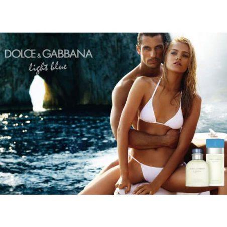 Dolce&Gabbana Light Blue Pour Homme (Дольче Габбана Лайт Блю Пу Ом). Одеколон (eau de cologne - edc)