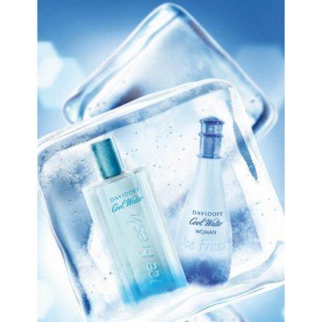 Davidoff Cool Water Ice Fresh for man (Давидофф Прохладная вода. Свежесть льда). Парфюмерная вода (eau de parfum - edp) и туалетные духи (parfum de toilette) мужские