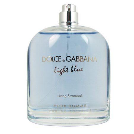 Dolce Gabbana Light Blue Living Stromboli 125 ml. Парфюмерная вода (eau de parfum - edp) и туалетные духи (parfum de toilette) мужские
