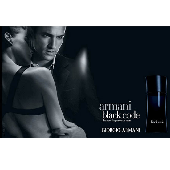 купить Giorgio Armani Black Code Men армани блэк код для мужчин