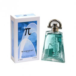 Givenchy'Pi' Fraiche. Парфюмерная вода (eau de parfum - edp) и туалетные духи (parfum de toilette) мужские