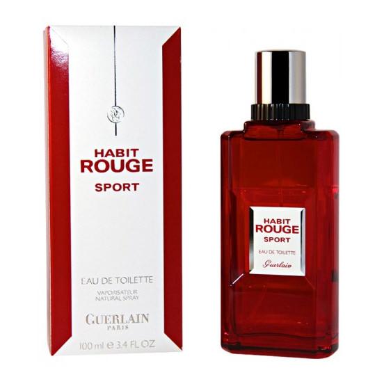 купить Guerlain Habit Rouge Sport герлен хабит руж спорт цена
